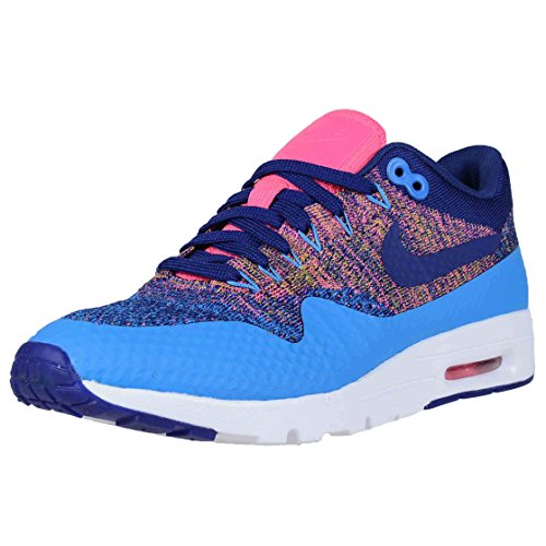 Nike Womens Air Max 1 Ultra Flyknit 859517-600 (7) Red