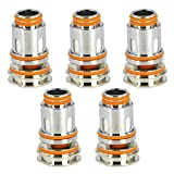 GeekVape P. Coils (0,2 Ohm), Aegis Boost & Pro DL Verdampferköpfe für e-Zigarette, 5 Stück