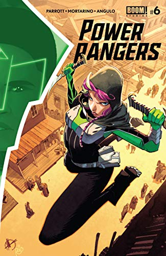Power Rangers #6 (English Edition)
