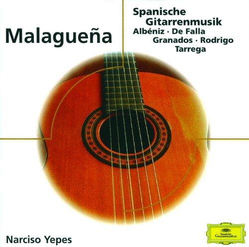 Malaguena - Spanische Gitarrenmusik