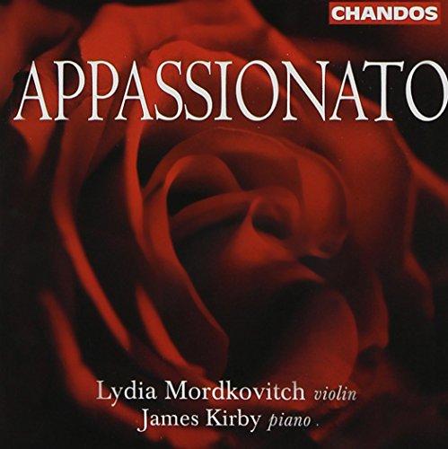 Appassionato - Werke für Violine und Klavier