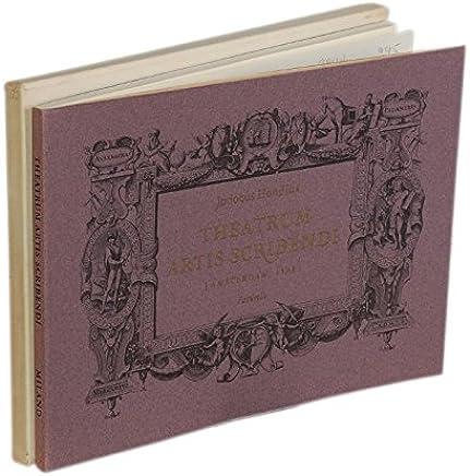 Theatrum Artis Scribendi, Varia Summorum Nostri Seculi Artificium Exemplaria Complectens, Novem Diversis Linguis Exarata