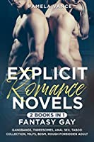 Explicit Romance Novels (2 Books in 1): Fantasy Gay. Gangbangs, Threesomes, Anal Sex, Taboo Collection, MILFs, BDSM, Rough Forbidden Adult