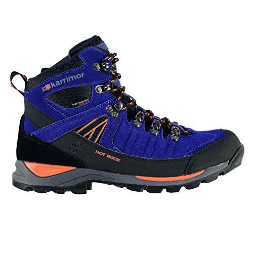 walking boots Karrimor Hot Rock Mens Walking Boots Waterproof Lace Up
