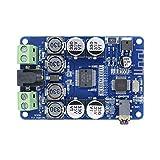 Diymore TDA7492P 25W + 25W Stereo Bluetooth 4.0 Audio Receiver Amplifier Board 2x25W Dual Channels Wireless Digital Amplifier Module with AUX Interface