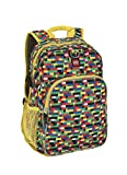 LEGO Kids' Heritage Backpack, Yellow, One Size