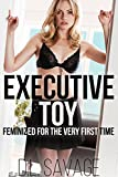 Executive Toy: Feminized for the Very First Time