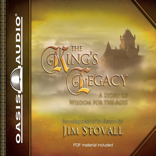 The King's Legacy audiobook cover art