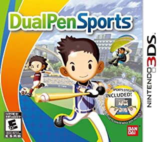 DualPenSports - Nintendo 3DS (B004CKNW2M) | Amazon price tracker / tracking, Amazon price history charts, Amazon price watches, Amazon price drop alerts