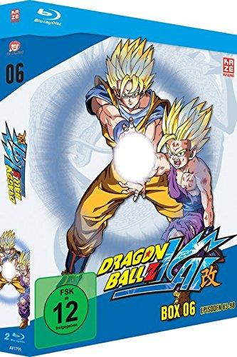 Dragonball Z Kai - TV-Serie - Vol.6 - [Blu-ray]