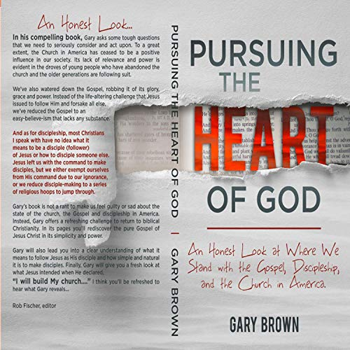 Pursuing the Heart of God cover art