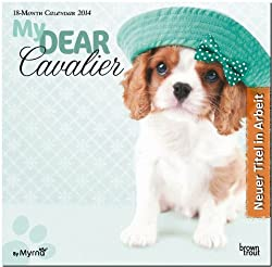 Dear Cavalier 2015 Cavalier King Charles Spaniel[Amazon]