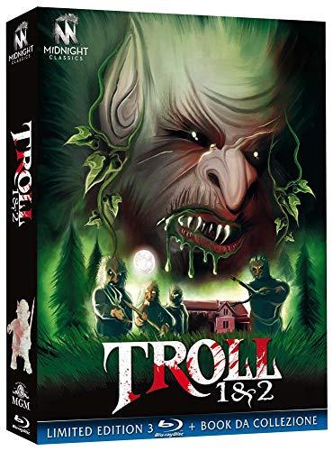 Troll- La Collezione Completa (1+2+Best Worst Movie) (Box Set) (3 Blu Ray)