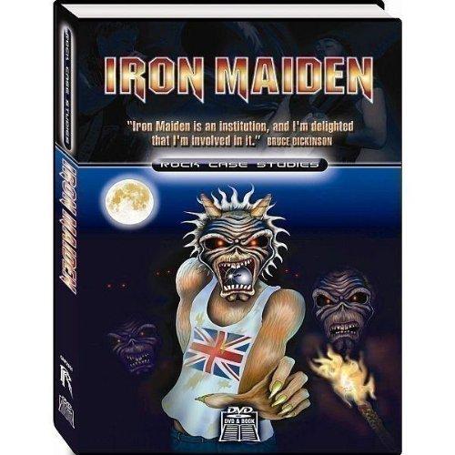 Iron Maiden - Rock Case Studies [2007] [Reino Unido] [DVD]