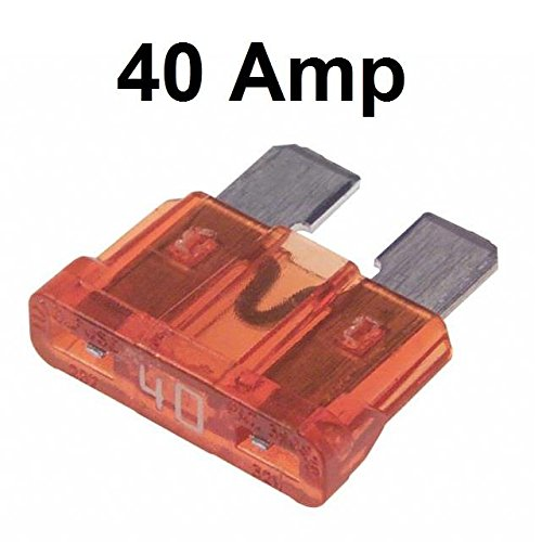 30 Amp Maxi Blade Fuse Fuses 30A Amps Car Van Bike Fuses Pack of 10