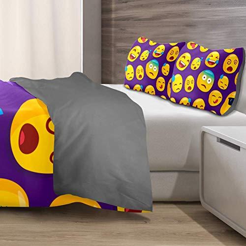 3-teiliges Bettüberlage-Set mit...