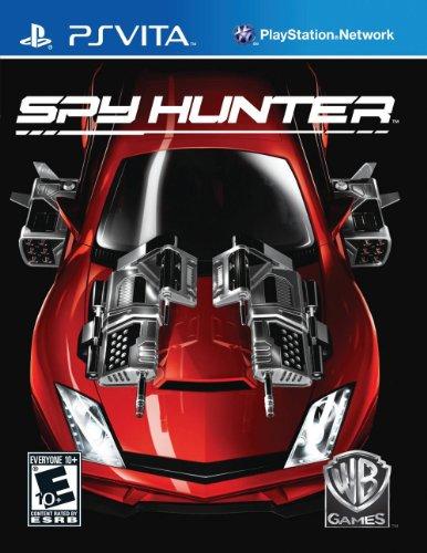 Warner Bros Spy Hunter, PS Vita