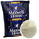 Maxwell House 862400 Coffee, Regular Ground, 1 1/5oz Special Delivery Filter Pack, 42/Carton