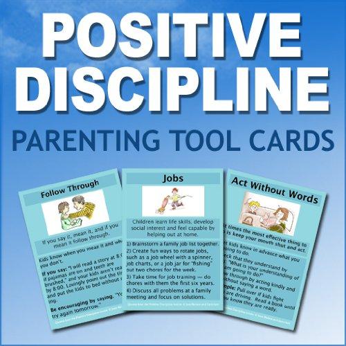 Positive Discipline Parenting Tool Cards