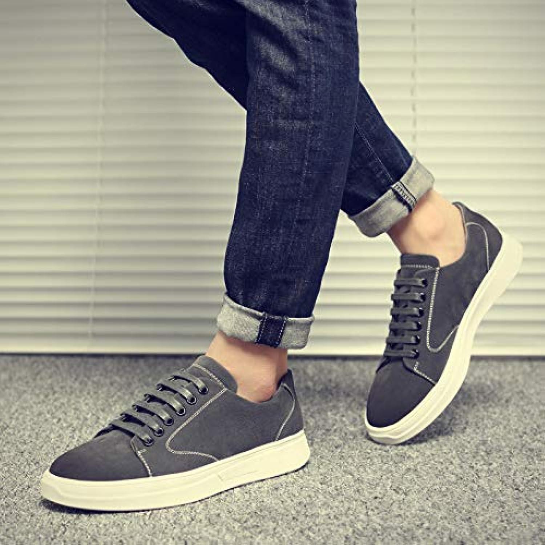 LOVDRAM Men'S shoes Men'S Sports shoes New Men'S shoes Fashion Low To Help Men'S shoes