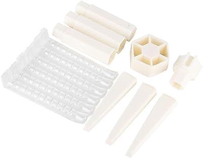Rejilla para secadora de pasta - Rejilla para secado de pasta Soporte para espagueti Fettuccine Herramienta de cocina para el hogar Secador de fideos Plástico