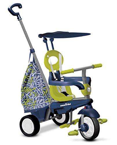smartrike 6300800 baby driewieler, groen