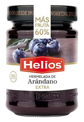 Helios Mermelada Extra Arándano - 340 gr