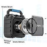 Immagine 2 sistema pa portabile moukey bluetooth