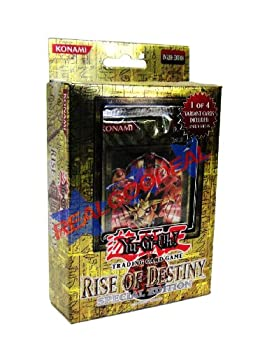 YuGiOh Rise Of Destiny Special Edition by Upper Deck