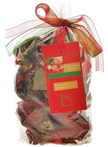 homestreet Potpourri in Geschenktüte mit Schleife, hochwertiger Duft für Zuhause