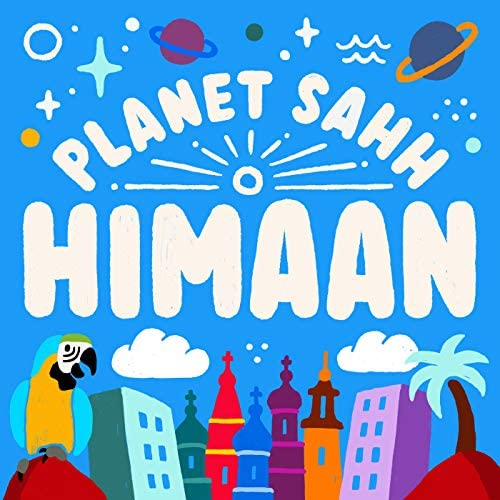 Planet SAHH feat. Paleface, Tiia Karoliina & Puppa J