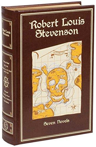 Robert Louis Stevenson: Seven Novels (Leather-bound Classics)