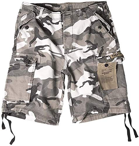 Urban paratrooper washed short washed urban 3XL