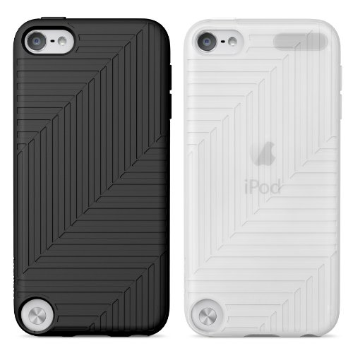 Belkin Flex Case - Funda para Apple iPod Touch 5G, color neg