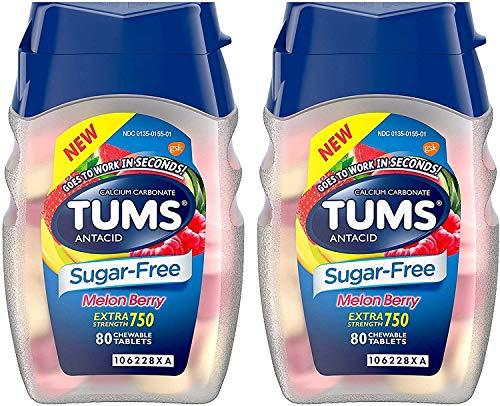 Tums Sugar Free – Confezione da 2
