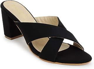 SCENTRA BOSSLADY6 Black Heel