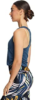 Rockwear Activewear Women's Sunrise Ruch Side Crop from Size 4-18 for Singlets Tops