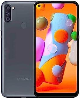 "Samsung Galaxy A11 (64GB, 3GB) 6.4"" HD+, Snapdragon 450, Long-Lasting Battery, Dual SIM GSM Unlocked (US + Global) 4G Volt..."
