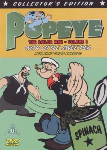 Popeye - Volume 1 - With Little Swee' Pea