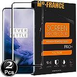 MP-France Verre trempé pour OnePlus 7 Pro [Lot de 2 Pieces], Protection écran [sans...