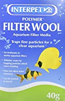 For feshwater and marine aquarium filters Polishes water by trapping particles which cause clouding Does not affect water chemistry Can be washed and reused 7cm x 13cm x 19cm