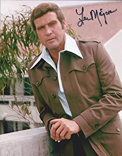 Lee Majors - Autographed 8x10 Photo
