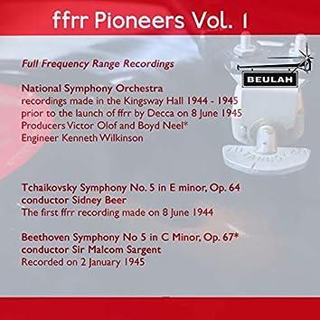 Ffrr Pioneers Vol. 1