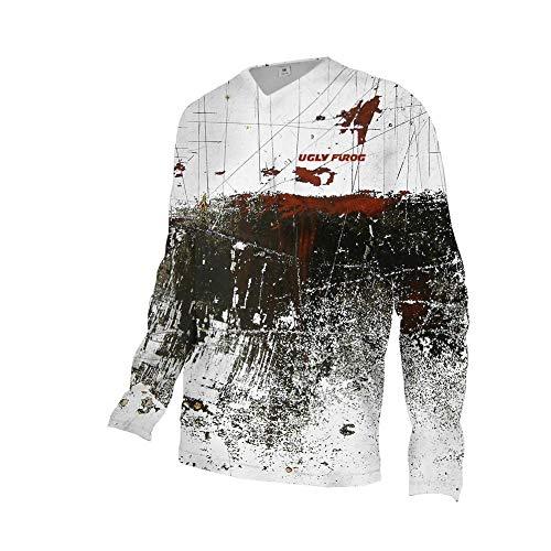 Uglyfrog 2020 Herren Jersey Motocross Mountain Bike Downhill Sports Wear Atmungsaktiv Shirt Sommer&Frühling Style