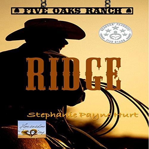 Ridge audiobook cover art