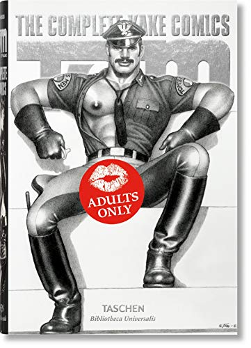 Tom of Finland. The Complete Kake Comics (Bibliotheca Universalis) (English, French and German Edition)