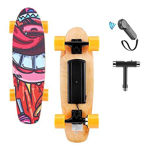 Skateboard Eléctrica con Control Remoto, 25.4 ''...