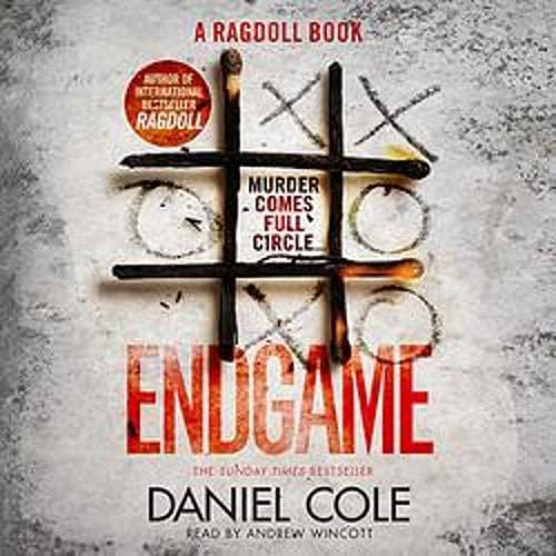 Endgame cover art
