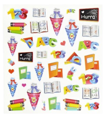 NEU Hobby-Design Sticker Schule II