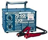 Associated Equipment 6010B 6/12V 70/60 Amp Portable Charger